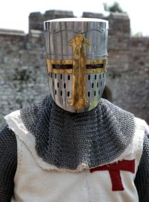 Brougham Hall Family Festival - Roman knight